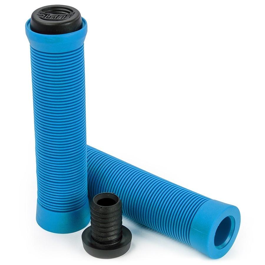 Грипсы Slamm Pro Bar Grips blue