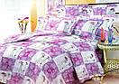 """Красивое постельное белье """"Нежность"""" бязь Ранфорс Евро размер, фото 3"""