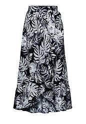 Отзывы (9 шт) о Faberlic Удлиненная юбка цвет темно-серый размер 40 42 44 46 48 50 52 54 56 Карибиана 067W3304