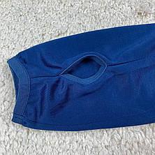 Мужской тренировочный костюм ПСЖ Джордан темно-синий, фото 3