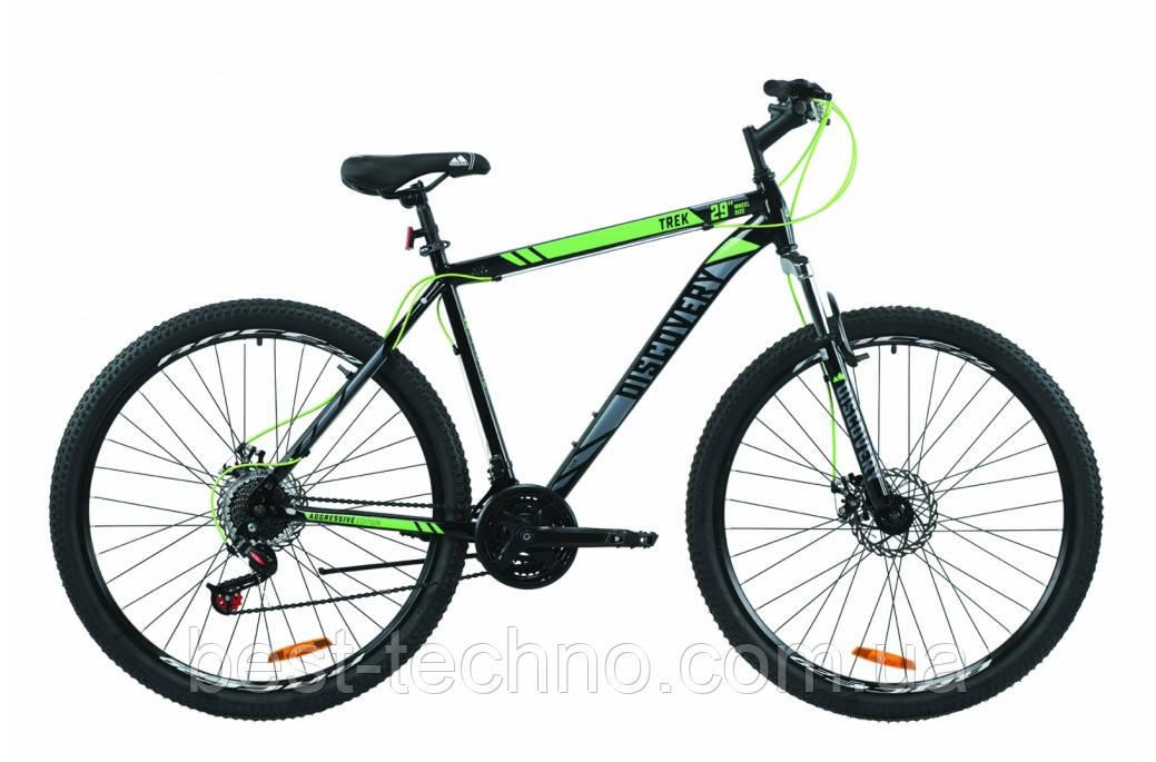 Велосипед ST 29 DISCOVERY TREK AM DD 2020