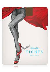 Faberlic жіночі Колготки із заниженою талією щільність 20 den колір бронза розмір III-M IV-L V-XL Італійські колготки SI217 арт 820294