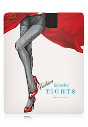 Faberlic жіночі Колготки із заниженою талією щільність 20 den колір чорний розмір IV-L V-XL Італійські колготки SI215 арт 820286