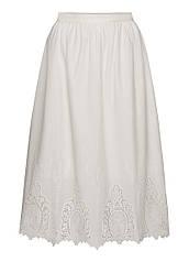 Отзывы (4 шт) о Faberlic Удлиненная юбка цвет белый размер 40 42 44 46 48 50 52 54 56 Дыхание лета 088W3304