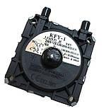 Датчик вентилятора (датчик разряжения воздуха, прессостат, 0,9 мбар) H  Solly 4300200008, фото 2