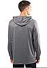 Спортивная худи Ultra Game NBA Men's Super Soft Lightweight Pullover Hoodie Sweatshirt - Heather Charcoal (L), фото 2