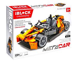 Конструктор Iblock машинка Mega Car 404 дет PL-920-143