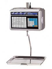 CAS CL5000J-IH Подвесные весы с печатью этикетки