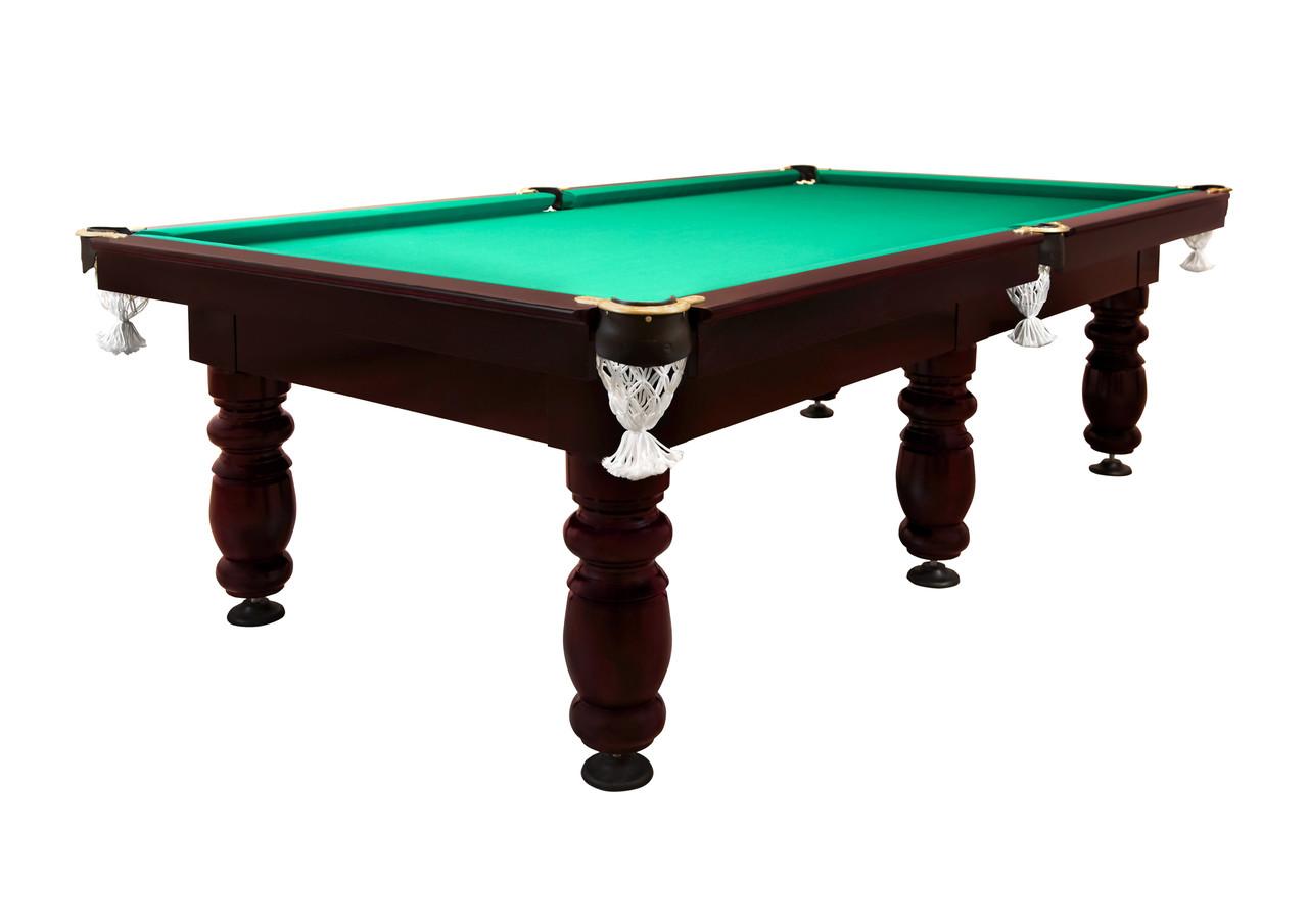 Бильярдный стол для пула КЛАССИК 2 10ф дсп 2.8м х 1.4м