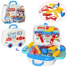 Детский доктор в чемодане 008-918A