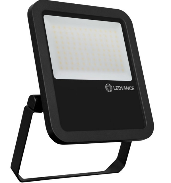 Светодиодный прожектор Floodlight PFM LED 165W 18150Lm 3000K IP65 Black OSRAM, LEDVANCE