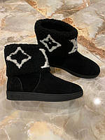 Ботинки Louis Vuitton SNOWDROP (Луи Виттон) арт. 105-76