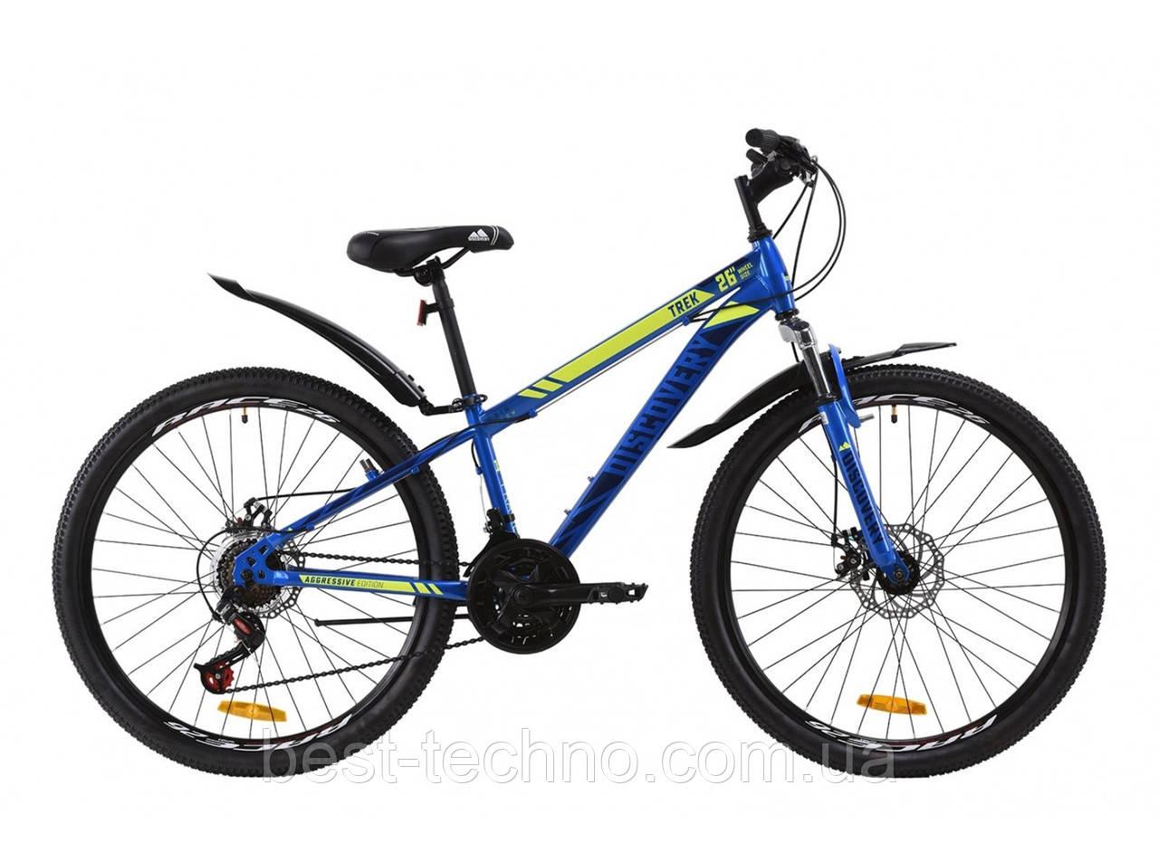 Велосипед ST 26 DISCOVERY TREK AM DD 2020
