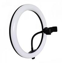 Світлодіодна LED лампа Ring Fill Light 26 см + Студійний штатив Stend 200 см, фото 2