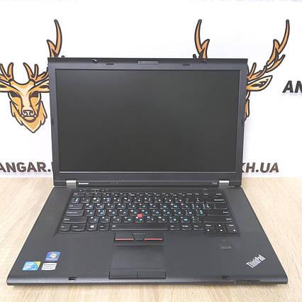 """Ноутбук бу 15.6"""" Lenovo ThinkPad T510 (Intel Core i7-620m/DDR3), фото 2"""