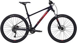 "Велосипед 29"" Marin BOBCAT TRAIL 4 2021 Gloss Blue/Red/Dark Red"