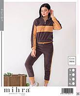 1161-4 Теплая пижама женская флиз ARCAN