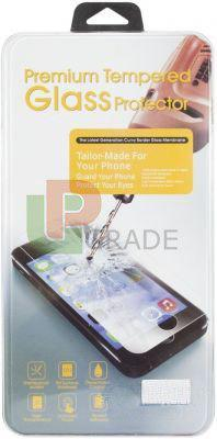 Защитное стекло Nokia 6 Dual Sim, 3D на весь дисплей, черное, без упаковки, без салфеток