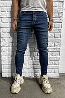 Мужские джинсы синие Black Island 6204-3468, фото 1