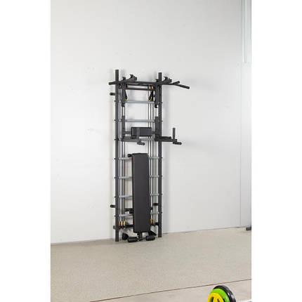 Профессиональная система эспандеров «Кросс-тренер» FULL чёрный ТМ Ладас, фото 2