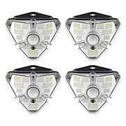 Прожектор уличный Baseus Energy Collection Series 1.2 Вт 1200 мАч Солнечная батарея 4шт. (DGNEN-B01)