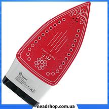 Утюг с керамическим покрытием Domotec MS 2202 2200 Вт, фото 2