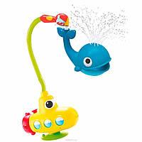 Игрушка для ванны Душ Субмарина с китом Yookidoo Китай 40142