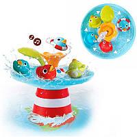 Игрушка для ванны Утинный фонтан Yookidoo Китай 401138