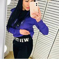 Женский брендовый спортивный костюм Alexander Wang 20-264