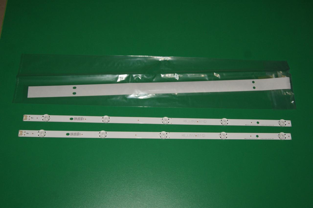 Подсветка LG Innotek  32inch _A type Rew0.1_170610 HD_LJ51/LJ57 AGF79082601 Оригинал