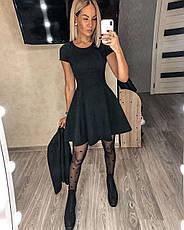 Замшевый костюм с платьем /арт.404, фото 3