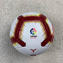 Мяч Ла Лига бело-оранжевый №5