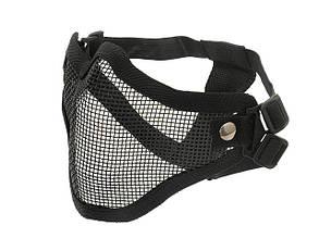 Захисна маска CS Steel Mask V.1 Black