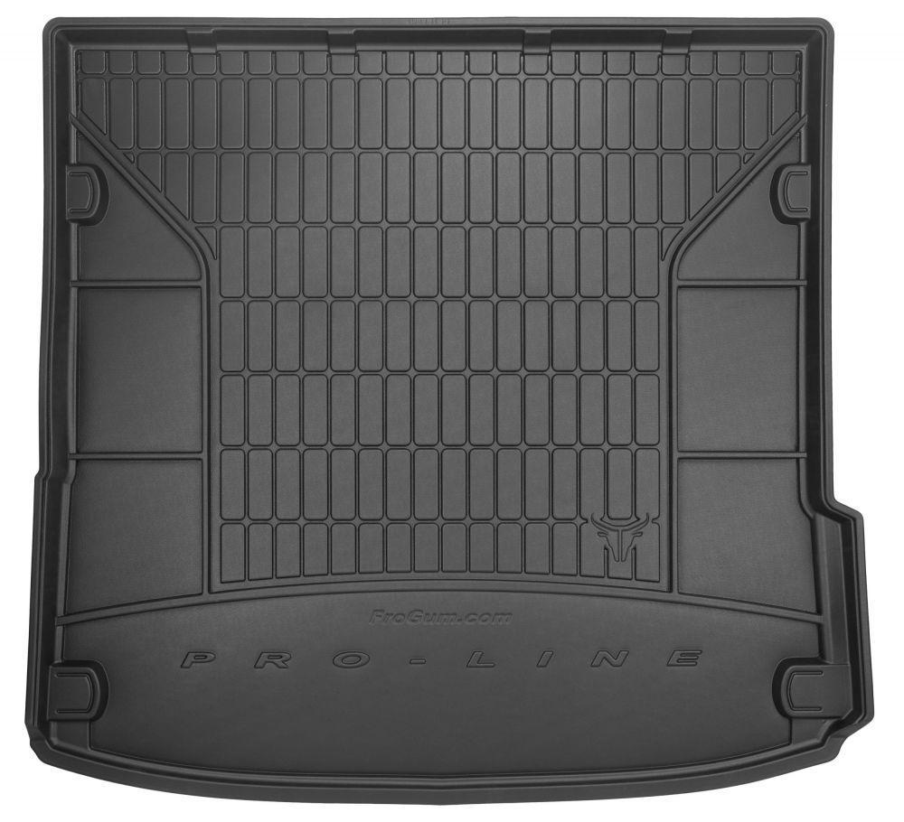 Коврик в багажник Audi Q7 5 місць 2005-2015 Frogum Pro-Line TM549130 розмір 1155x1249