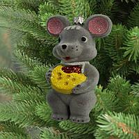 Украшение новогоднее Мышонок 9312