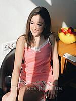 Пижама для женщин турецкая шорты и майка комплект одежда для сна, размер S, XL, Bella Secret