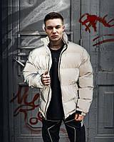 Зимова чоловіча куртка Пушка Огонь Homie рефлективна, фото 1