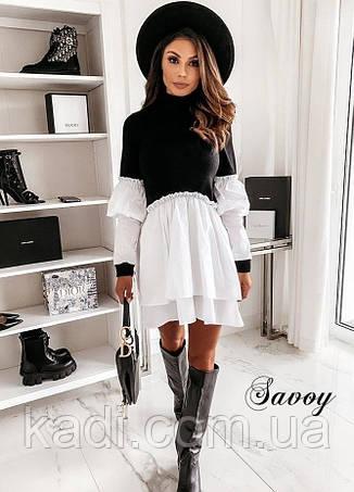 Платье с воланами / арт.331, фото 2