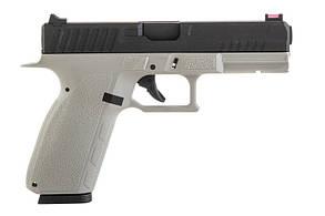 Пістолет KJW KP-13 Green Gas - Black/Tan