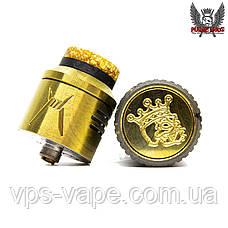King 20700 Mech / Purge X RDA / Drip Tip Bundle by Purge Mods, фото 3