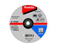 Отрезной диск по металлу вогнутый Makita 180 мм D-18580, КОД: 2403447