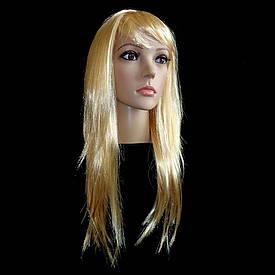 Перука Рівна (блонд)