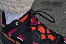 Мужские кроссовки Adidas NiteBall Black Purple ( Реплика ) Остался 43 размер, фото 3