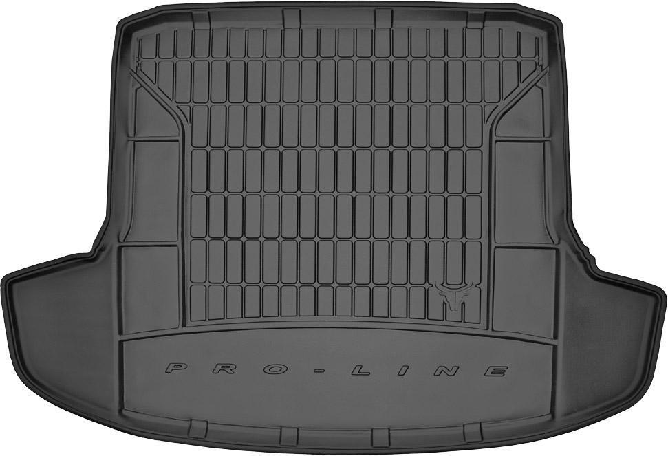 Коврик в багажник Skoda Superb II універсал 2008-2015 з нішами Frogum Pro-Line TM405431