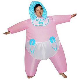 Надувний костюм Немовля