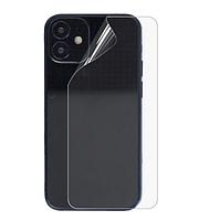 Гидрогелевая пленка на заднюю крышку iPhone 12 mini