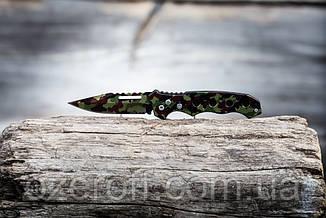 Карманный выкидной нож. Складной нож 21,5 см АК-510