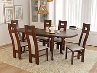 Стол обеденный раскладной Консул 1 вставка Арбордрев