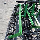 Каток для культиватора на втулках (2,8 м, 19 лап)