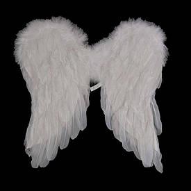 Крила Амура середні 45х45см (білі)